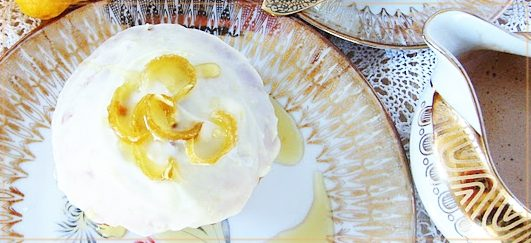 Cupcake al limone d'Amalfi!by P&C
