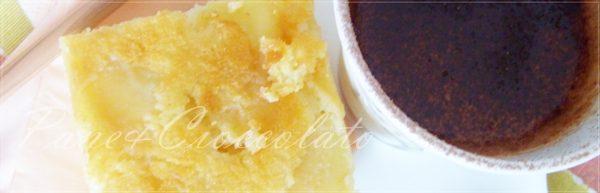 TORTA DI MELE E MULLER ALLA VANIGLIA by P&C