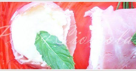 Rotolo di caprino con contorno di zucchine by P&C