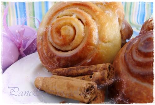 Cinnamon Roll Per Una Colazione Fantastica