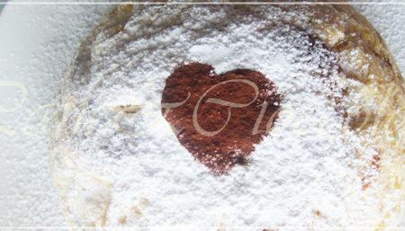 Zuccotto di S.Valentino alla ricotta e cioccolato by P&C