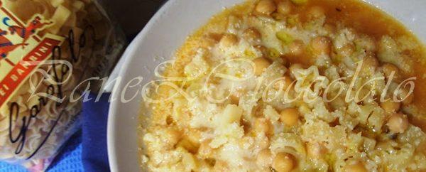 ANISTELLE E CECI un piatto caldo caldo scaccia freddo!