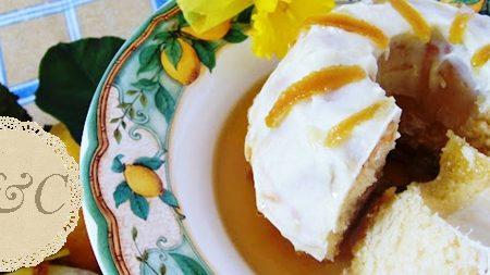 Ciambelline al limone d'Amalfi