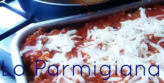 La Parmigiana di melanzane piatto da congelare !