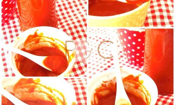 Ricetta salsa ketchup fatto in casa
