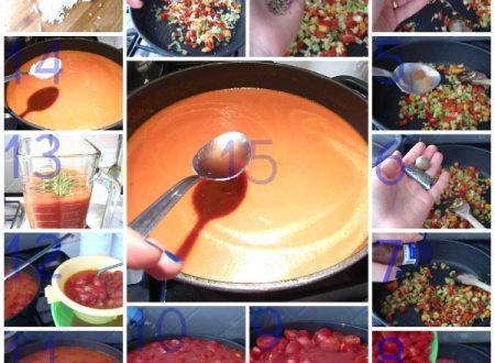 Ketchup  fatto in casa – ricetta originale