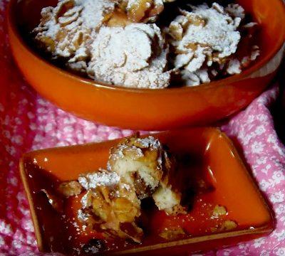 Biscotti ai fichi secchi ,ricetta frolla montata