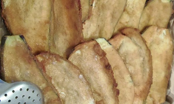 Ricetta melanzane impanate ,regole impanatura perfetta