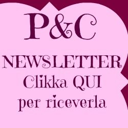 Pane&Cioccolato Newsletter
