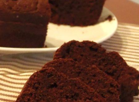 Ciambellone facile al cioccolato ,ricetta dolce