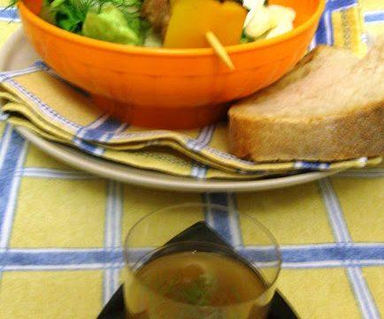 Spiedini di salsiccia e verdure ,ricetta alla griglia