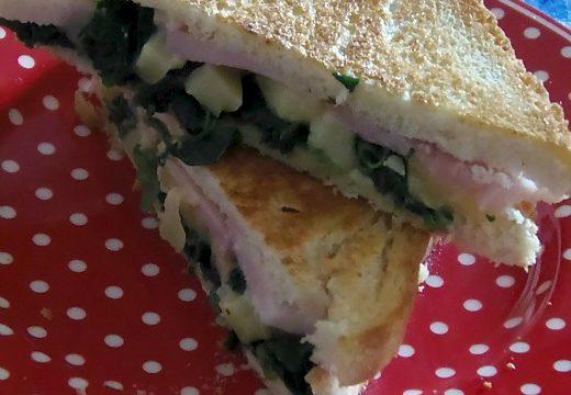 French Toast agli spinaci,prosciutto e formaggio|Pane&Cioccolatoblog