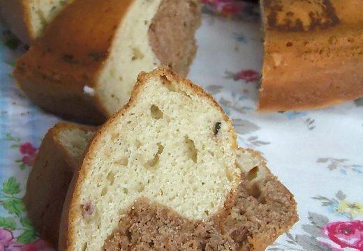 Ciambellone Philadelphia ,ricetta facile|Pane&Cioccolatoblog