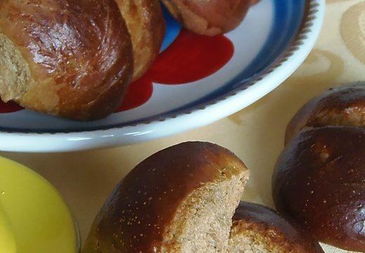 Brioches al caffe espresso,ricetta morbida |Pane&Cioccolatoblog