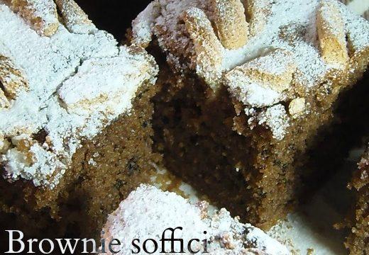 Brownies ai Pavesini | Pane&Cioccolatoblog