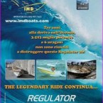 IMD Boats - Storia incredibile Regulator 26: E la barca. . .arrivò sola!