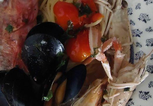 Spaghetti ai frutti di mare | PaneeCioccolatoblog