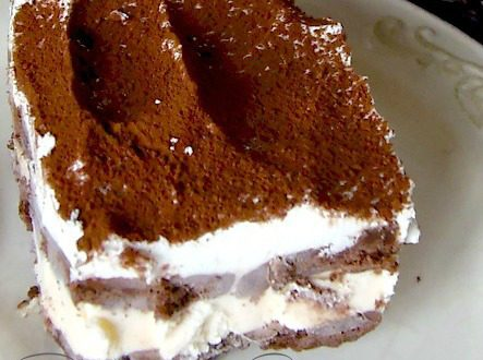 Ricetta Semifreddo Pan di Stelle |PaneeCioccolatoblog
