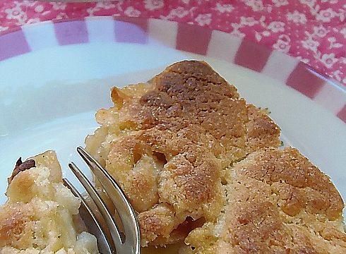 Sbriciolata alle mele | PaneeCioccolatoblog