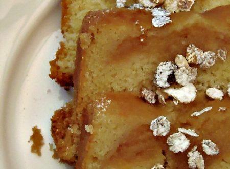 Plumcake Cuore di Mela ,prima colazione