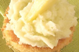 Cupcake Tropicale con frosting, ricetta completa