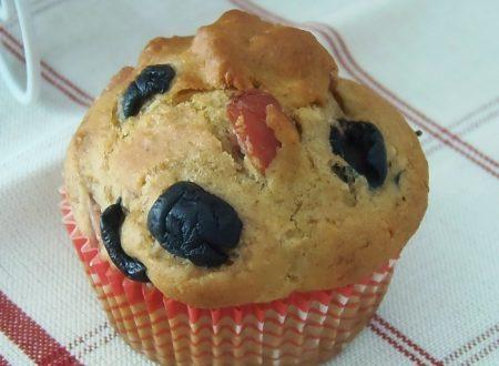 Muffin Salati Wrustel e Olive