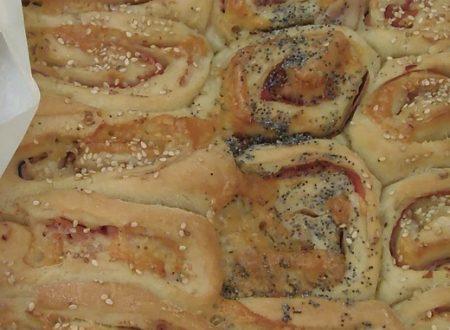 Teglia di Pan brioche rustica, ricetta su PaneeCioccolatoblog