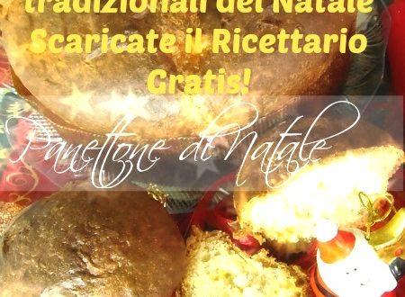 Ricettario Natalizio,tutte le mie ricette del Natale!