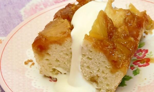 Torta all'Ananas Rovesciata, secondo metodo
