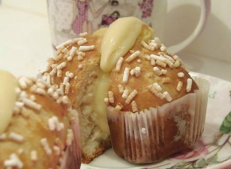 Bauletti alla Crema di pasta brioches su paneecioccolatoblog
