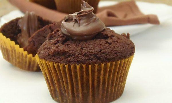 Cupcake alla Nutella | PaneeCioccolatoblog