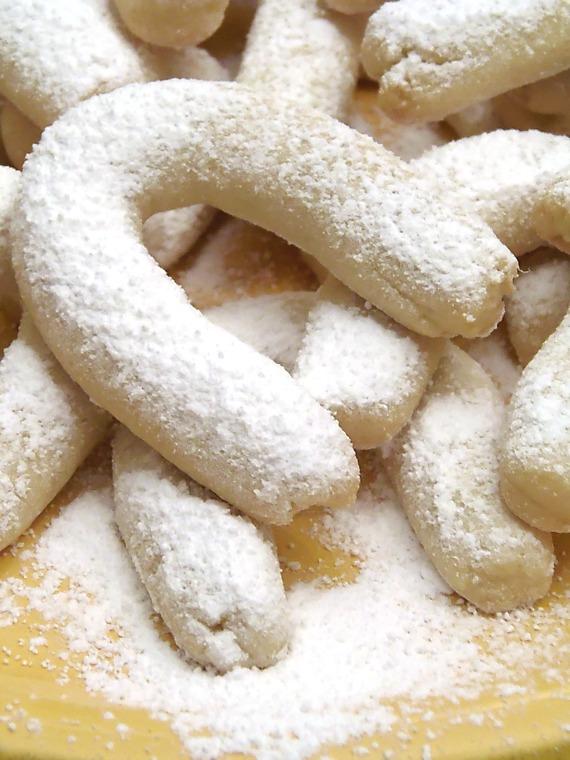 ricetta biscotti alla vaniglia