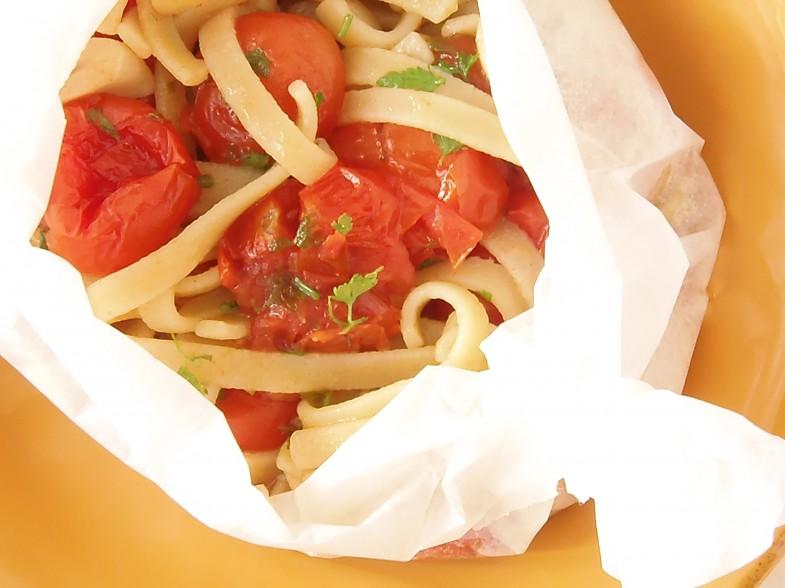 ricetta pasta al pomodoro