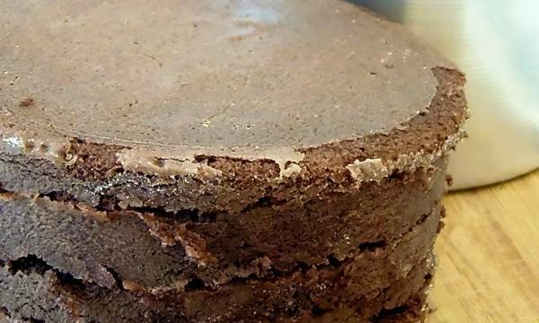 Impasto Base Torta Madeira al cioccolato