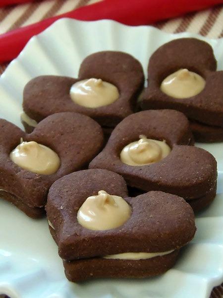 Biscotti Cuore di Nocciola