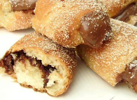 Fagottini al Cocco e Nutella – GialloZafferano.it