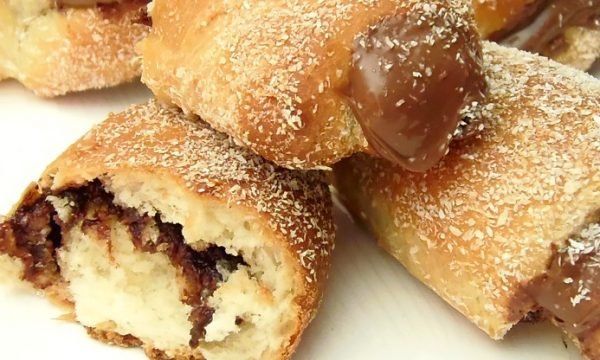Fagottini al Cocco e Nutella – GialloZafferano.it