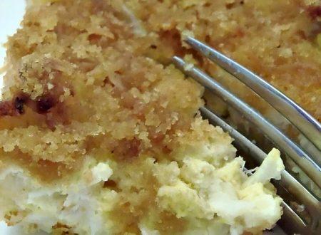 Ricetta frittata di cavolfiore