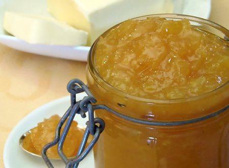 Ricetta della marmellata di mandarini e mango