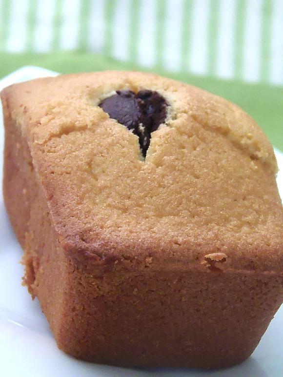 ricetta plumcake al cuore di cioccolato