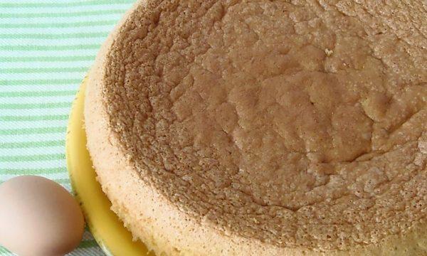 Pan di Spagna senza lievito | Pane e Cioccolato