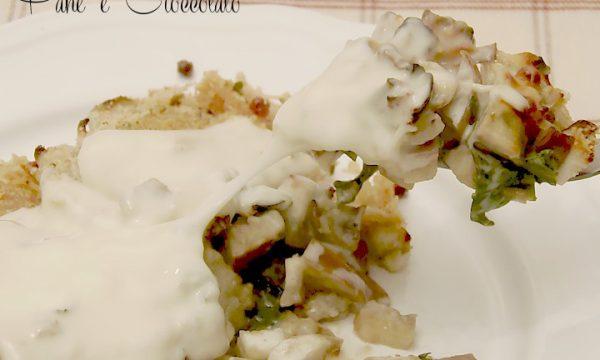 Finocchi e melanzane al forno | Pane e Cioccolato