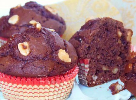 Muffin alla Nocciola | Pane e Cioccolato
