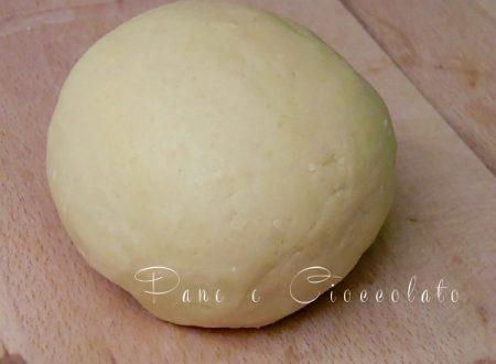 Pasta Brisee per Crostate Salate