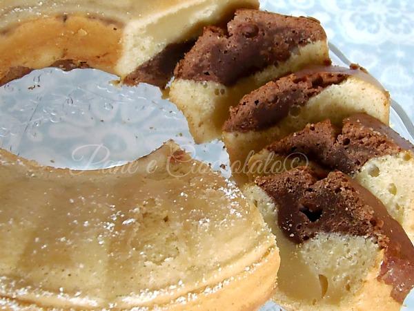 Ciambella al Mascarpone e Nutella