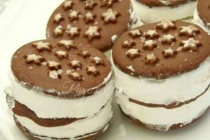Gelato Biscotto Pan di Stelle e Nutella | Ricetta facilissima