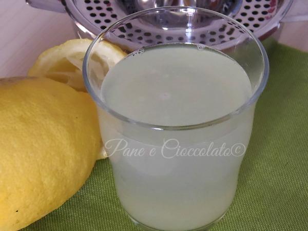 Acqua e Limone per Disintossicarsi