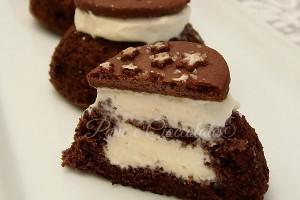 Tortine Semifreddo Pan di Stelle | Pane e Cioccolato