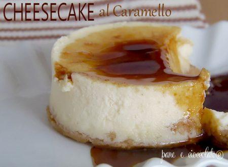 Cheesecake al Caramello ricetta senza forno