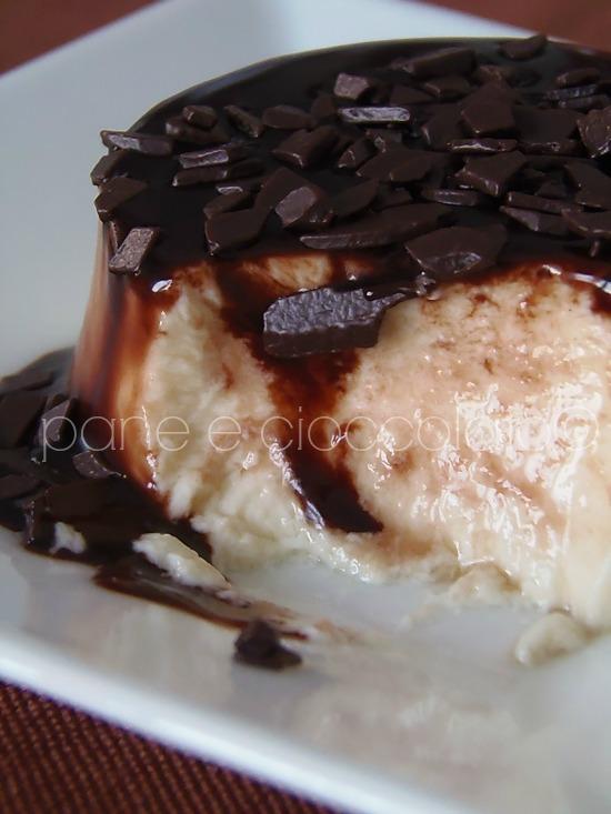 Budino di Cioccolato Bianco